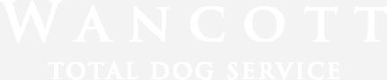 WANCOTT TOTAL DOG SERVICE