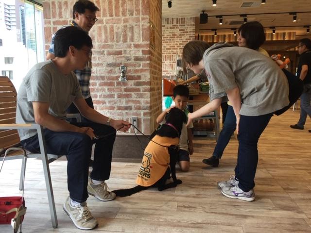 3月10日(日) 第2回「盲導犬ふれあいデー in WANCOTT」開催