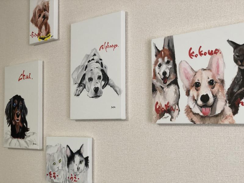 """""""yuno-dog.cat"""" artist michino初個展【michino】開催決定!!"""